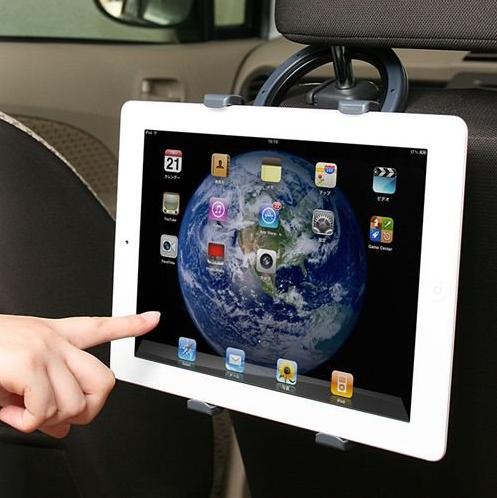 Amazon.co.jp: サンワダイレクト iPad・タブレットPCハンドル 200-PDA050: パソコン・周辺機器